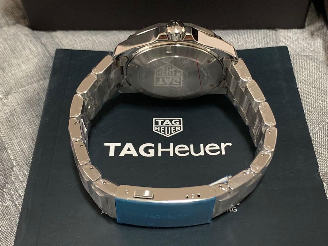 Tag Heuer Aquaracer Automatic, 43mm Men's White Dial Watch, for Sale