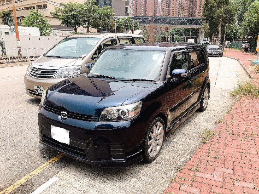 TOYOTA Rumion 2009 1.5