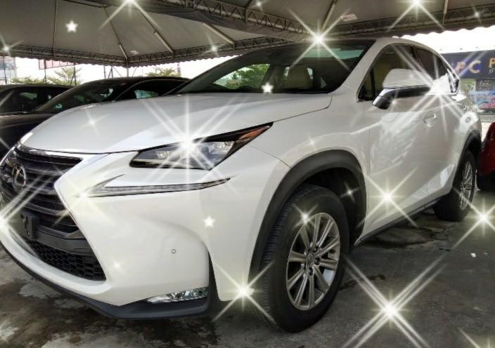 TOYOTA NX200T 2.0TURBO RECON ON THE ROAD PRICE RM228,888