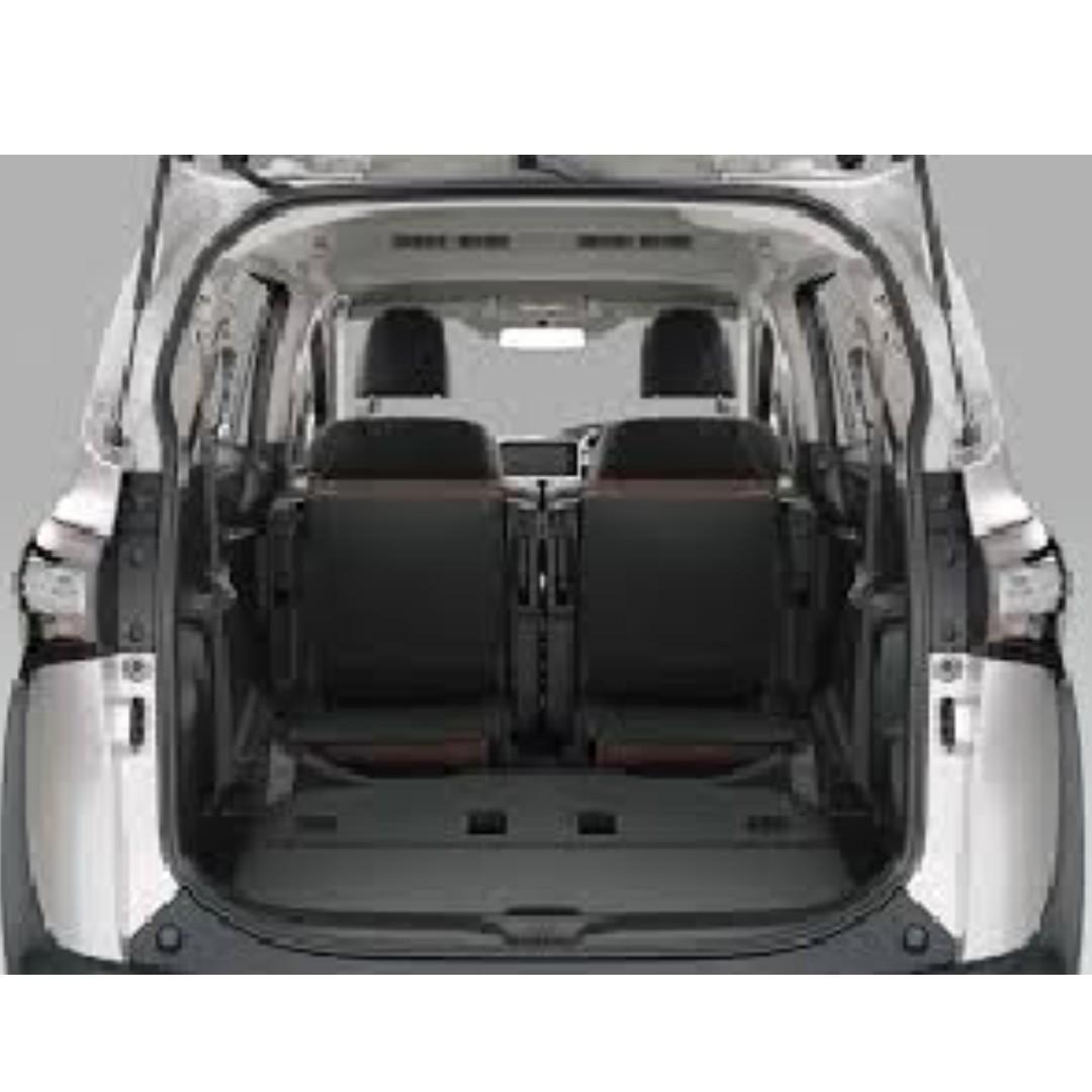 TOYOTA SIENTA HYBRID FOR RENT! $500 DRIVE AWAY! 7 SEATER HYBRID CAR FOR RENT! $150 GOJEK REBATES!