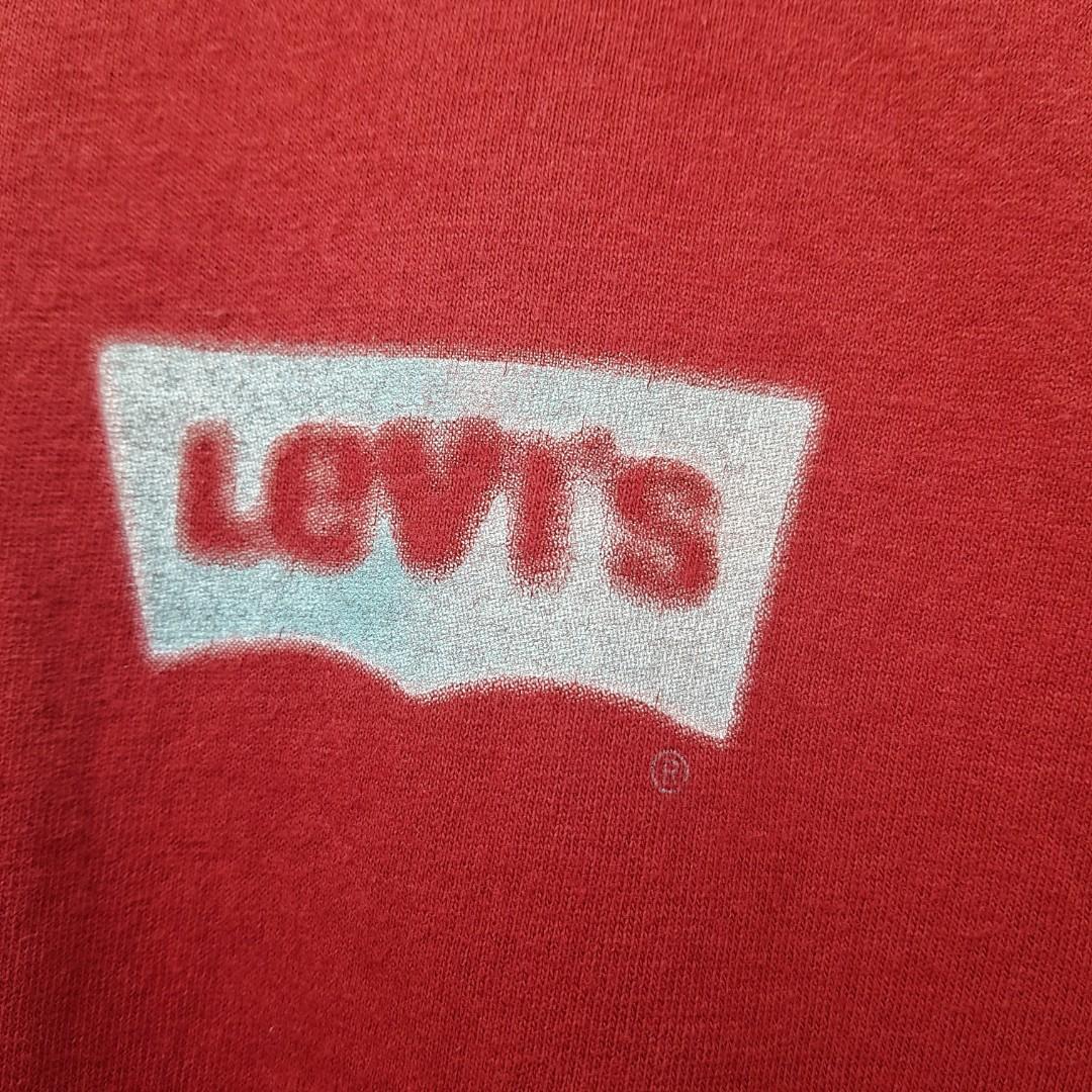 """Vintage 1999 Levi's """"Look"""" Tee"""