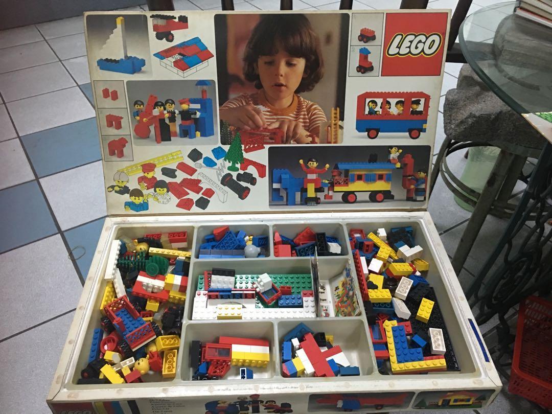 Vintage LEGO set