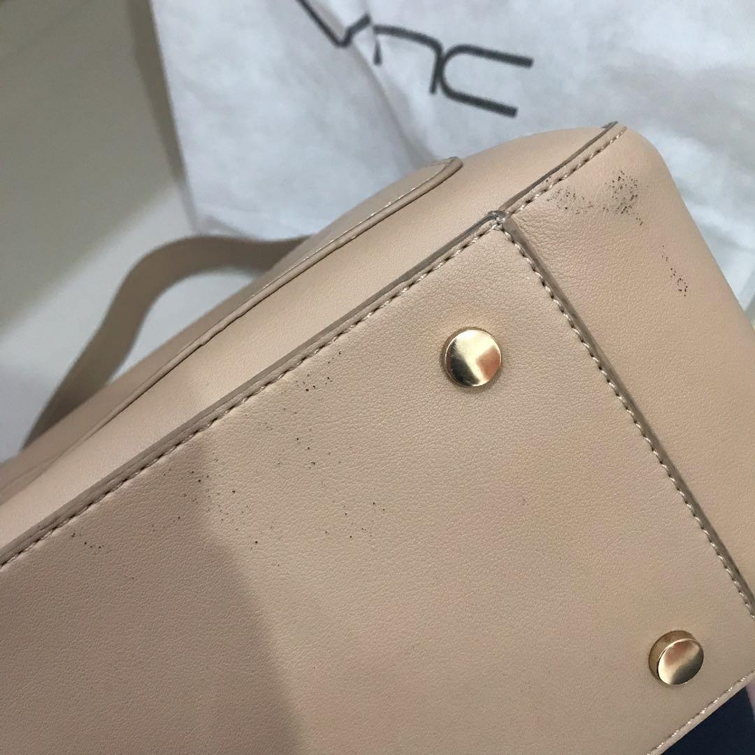 Vnc Brown Bag / Tas Vnc Coklat / Tas Shoulder Coklat Vnc / Vnc Shoulder Bag Preloved / Tas Wanita
