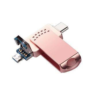 3in1 USB Flash Drives U Disk Phone Memory Storage