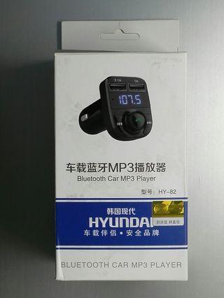 車載藍芽MP3播放器