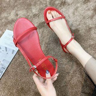 99特價🉐️韓國一字涼鞋❤️