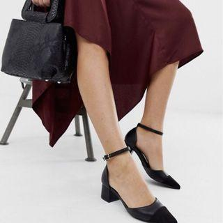 ASOS Oasis Heeled Shoes