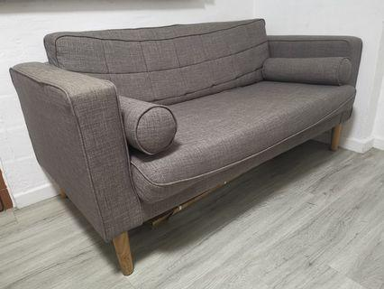 Fabric sofa with FREE Delivery