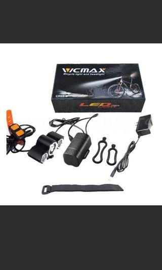 Vimax A30 front light escooter scooter am tempo fiido dyu q1 q1s dualtron speedway passion mini motor ebike electric bicycle FSM hm rihno v2 Shimano margura mt5