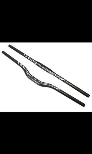 Ec90 carbon bar gloosy 680mm escooter scooter am tempo fiido dyu q1 q1s dualtron speedway passion mini motor ebike electric bicycle FSM hm rihno v2 Shimano margura mt5