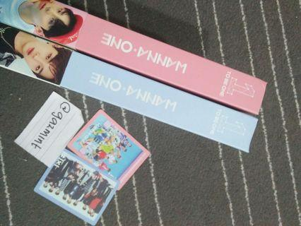 [Combo Sale] Wannaone To Be One Full Set