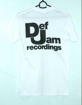 Def Jam Recordings T Shirt