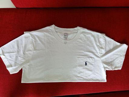 Ralph Lauren pocket T-Shirt UK size