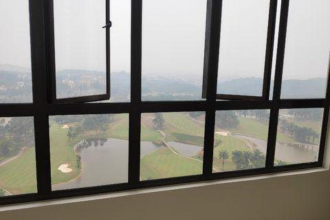 2 bedroom condo (with panoramic Golf Course view) at Suria Putra (level 22)