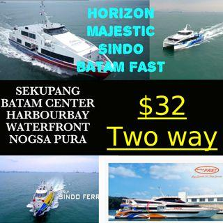 On Line tickets ferry