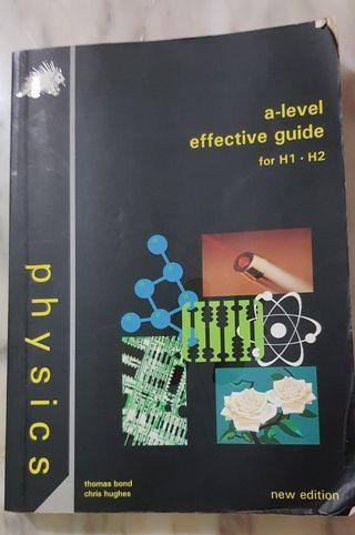 A-Level Physics Guide Book