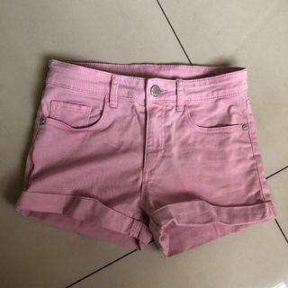 Pink Hotpants hnm