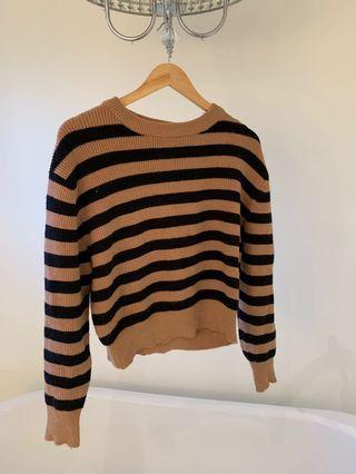 Zara Striped Knit