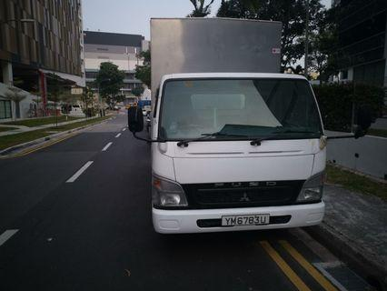 14ft Lorry for rent! Cheap