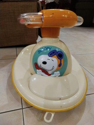 Genuine Snoopy Potty Trainer