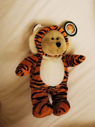 Malaysia Starbucks bearista brand new tiger merdeka