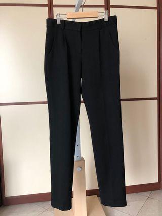 Office Blank Pants Korean Style
