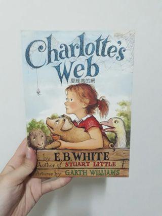 《夏綠蒂的網》 Charlotte's Web 經典兒童文學