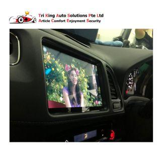 """Honda Vezel 9"""" IPS Android Player in Nice Fitted Frame without Protrude"""