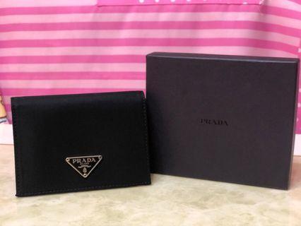 Prada 證件卡片名片夾