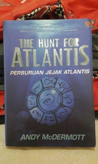 Novel The Hunt for Atlantis