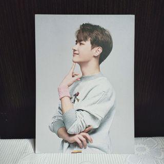 OFFICIAL POSTCARD NCT KUN FROM ALBUM EMPATHY