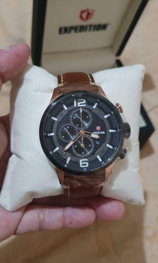 Expedition Watch  E6775M