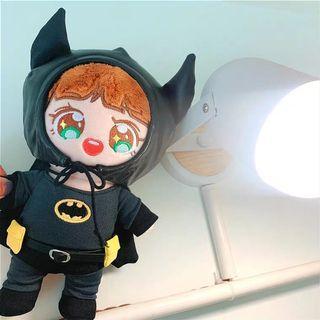 WTS Doll clothes 20cm - Batman set