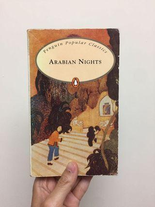 Arabian Nights - Richard Burton - Penguin