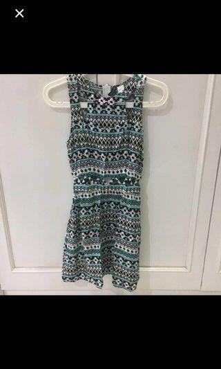 #1010flazz Dress H&M