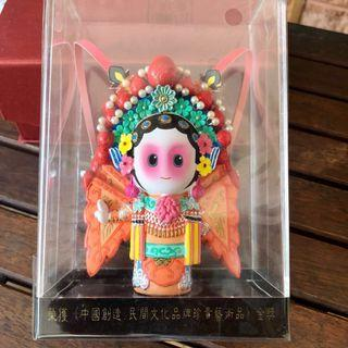 Peking opera doll