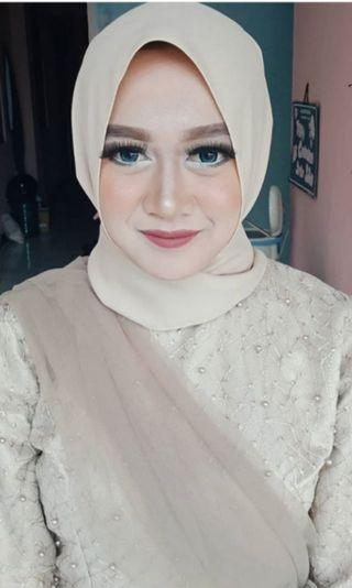 PROMO MAKEUP WISUDA 35K ONLY
