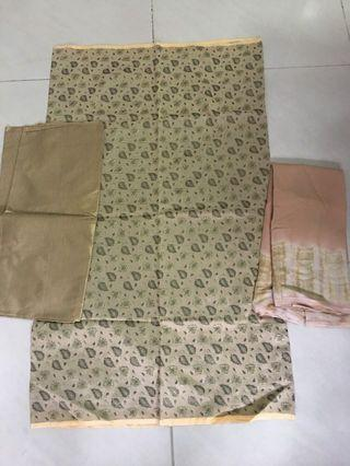 Brand New Unstitched 3 Piece Punjabi Suit Material