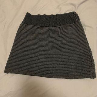 二手 條紋性感短裙