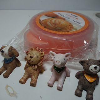 全新 萬聖節南瓜派模 夾心烤盤 蛋糕模具烘焙創意diy工具