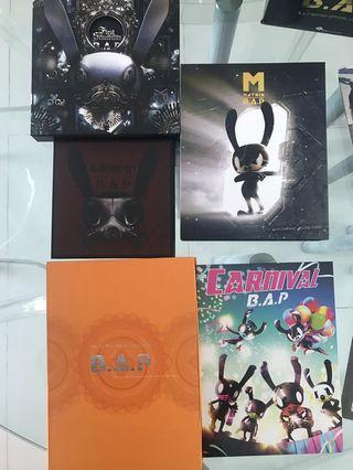 B.A.P Kpop Albums