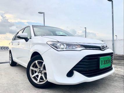 Toyota Corolla Fielder 1.5 X Auto