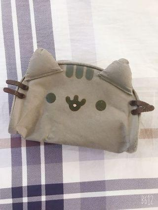 貓咪鉛筆盒