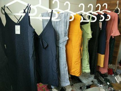 All brand new with tag quality dresses