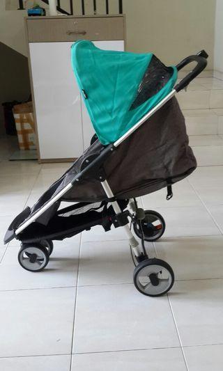 Jual Stroller COCO LATTE FLAME R 100% Ori seperti BARU