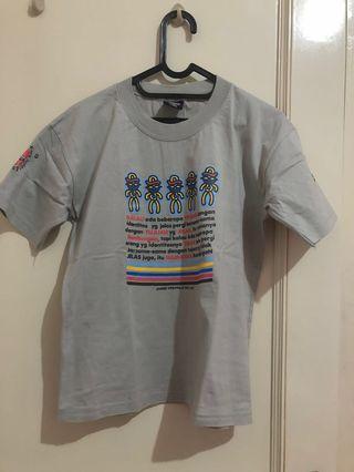 JOGER BALI T-Shirt (Kaos) In Grey