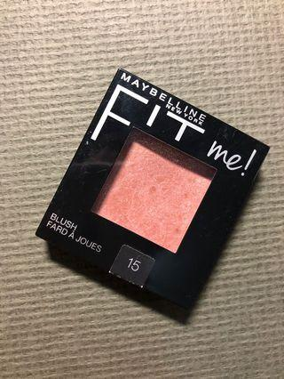 maybelline  fit me 腮紅 #15
