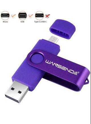 D563 : Wansenda 128gb thumb drive