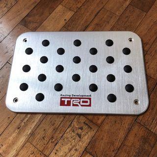 Heel Plate TRD Toyota