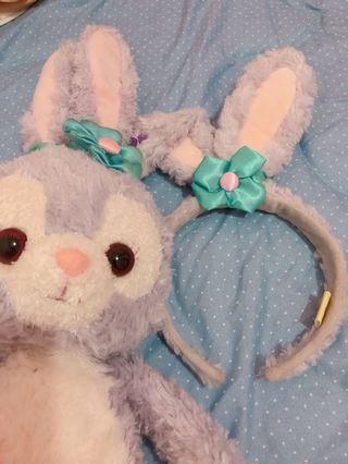 迪士尼兔兔 髮窟(翻玩)